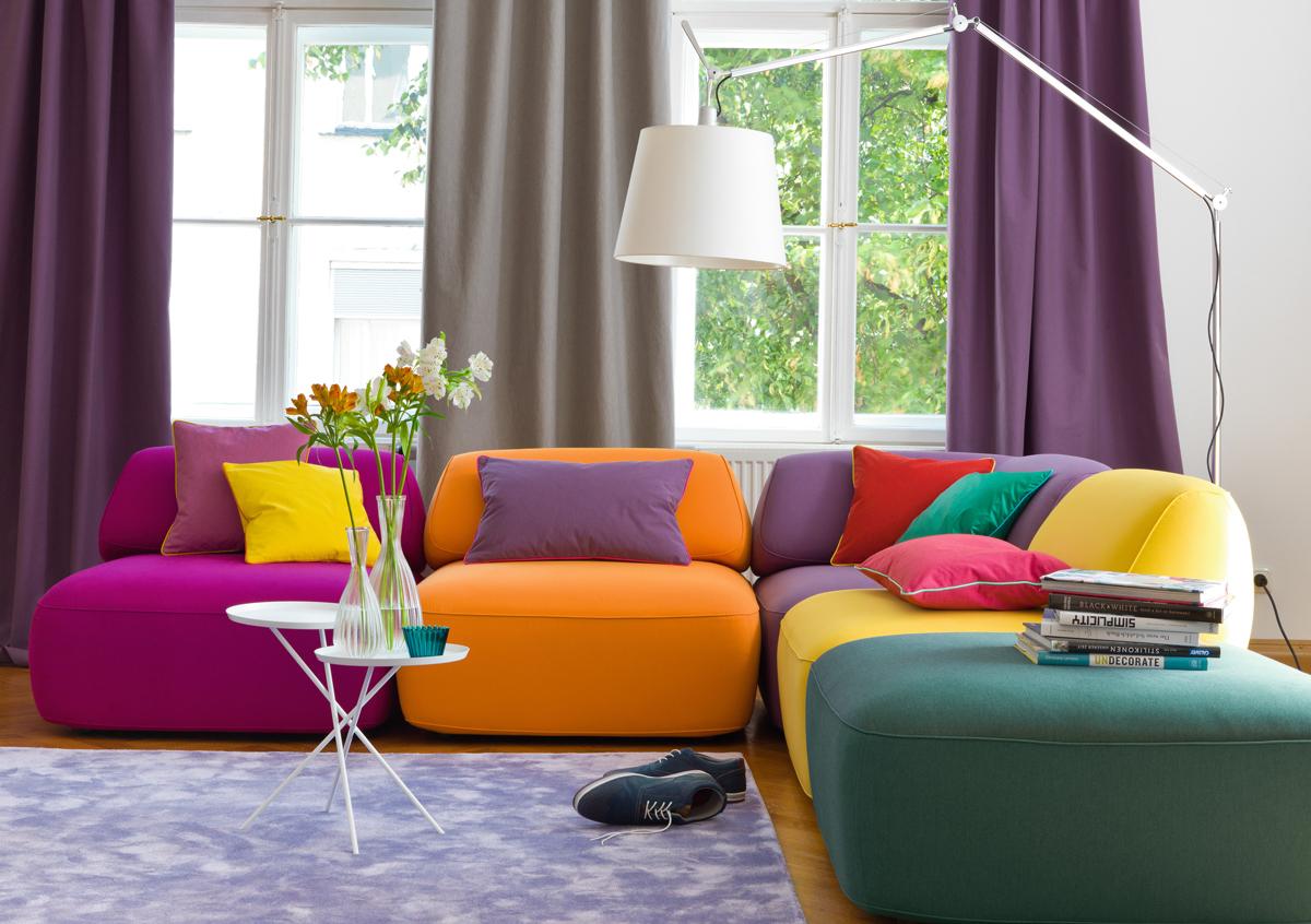 akzente setzen mit farben so bringen sie neuen schwung in ihre wohnung. Black Bedroom Furniture Sets. Home Design Ideas