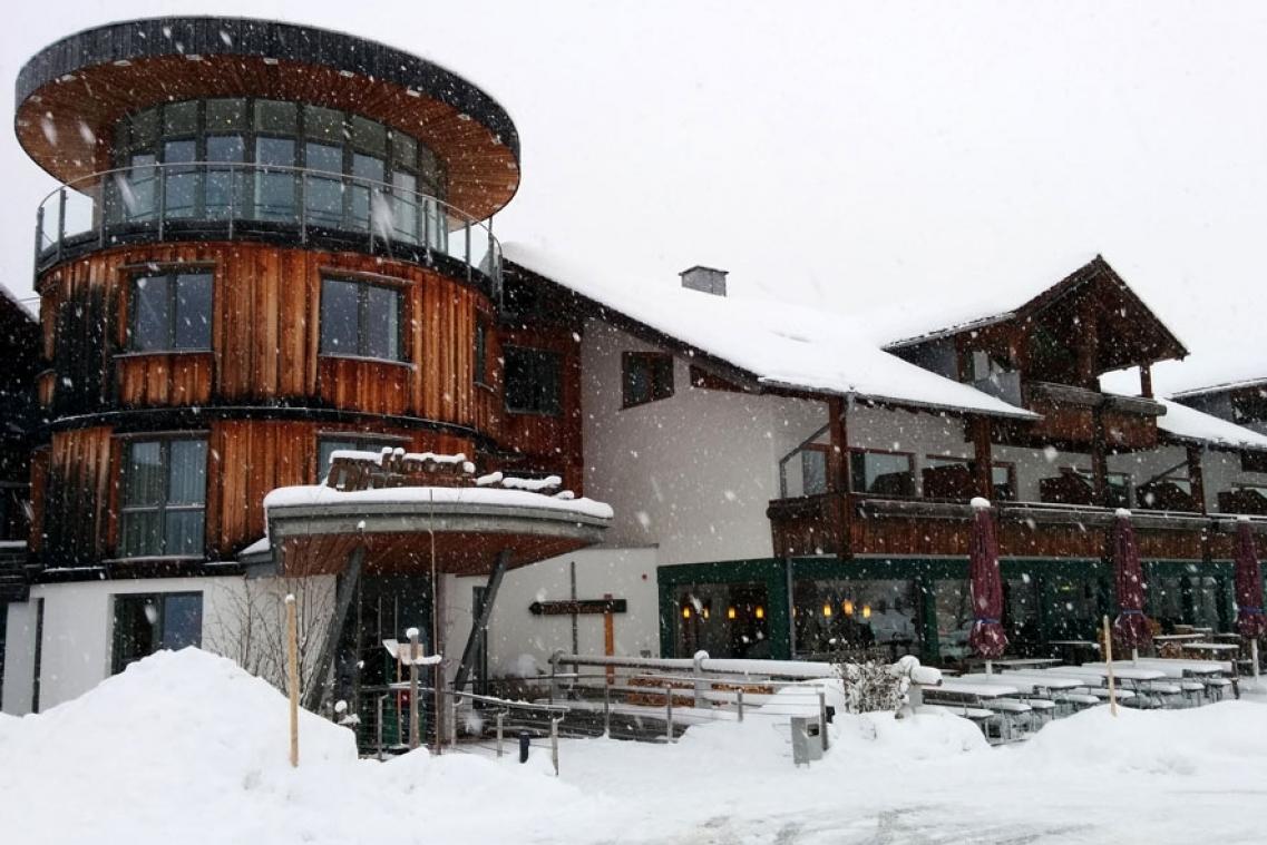 Alpenkraut mit orientalischem flair bild for Designhotel oberstdorf