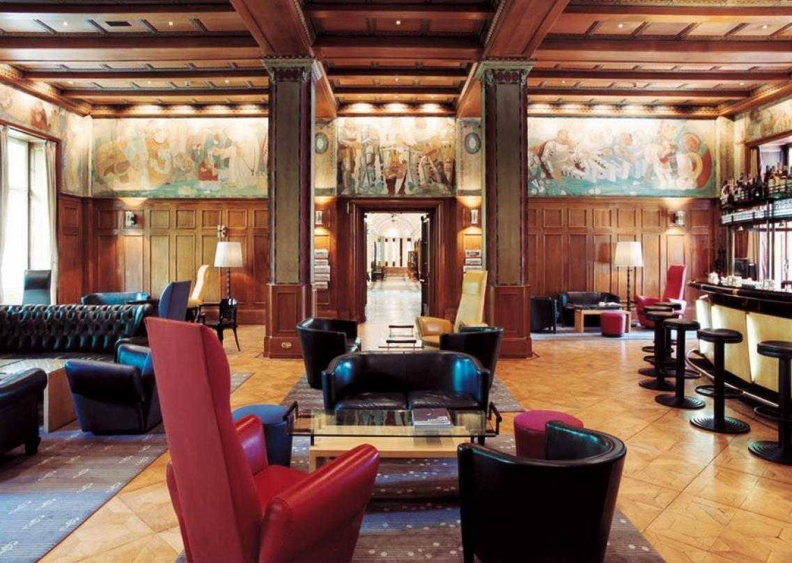 Hotel Laurin Bozen Restaurant