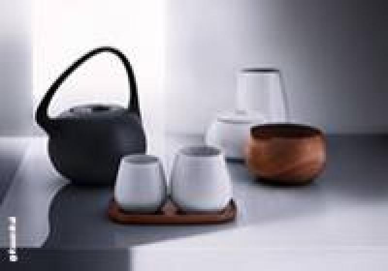 Tee, Blau und moderne Schätze - Porzellan-Trends 2014