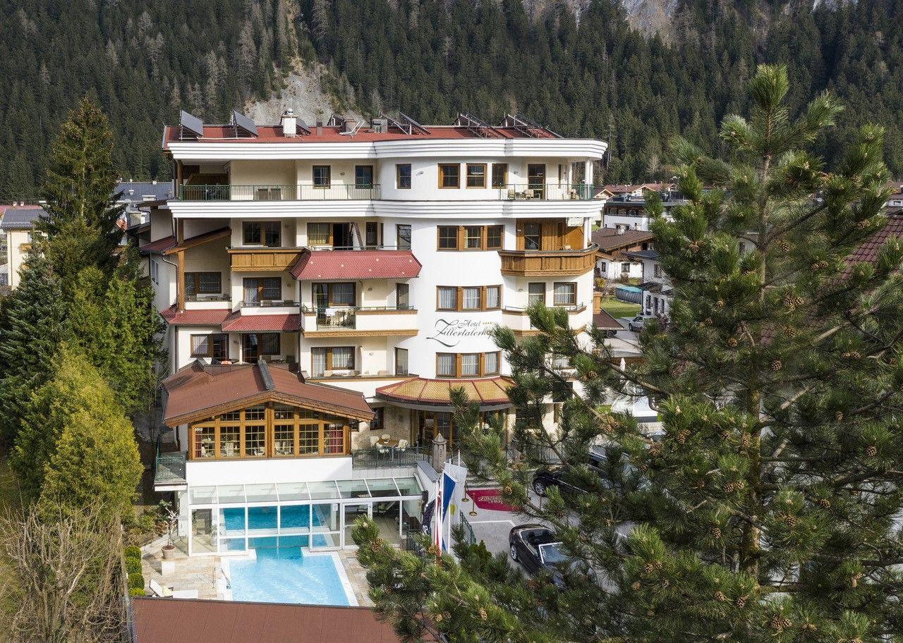 Zillertalerhof Alpine Hideaway