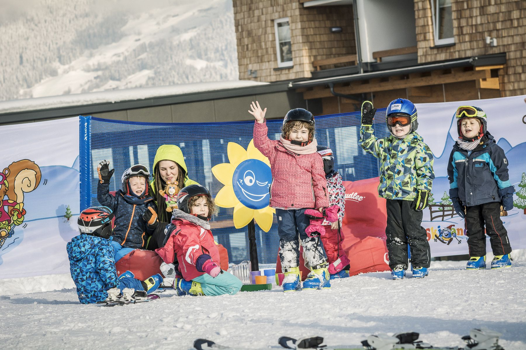 Mia Alpina - Zillertal Family Retreat