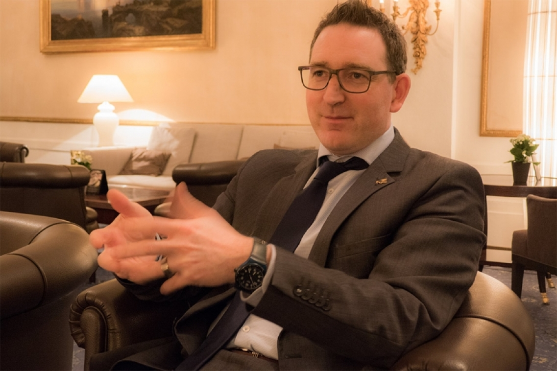 Hotel Palace Luzern Direktor